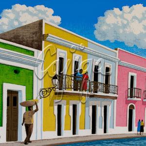 Calle San Francisco V1 (San Juan)