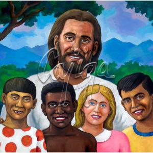 El Cristo de los Adolescentes