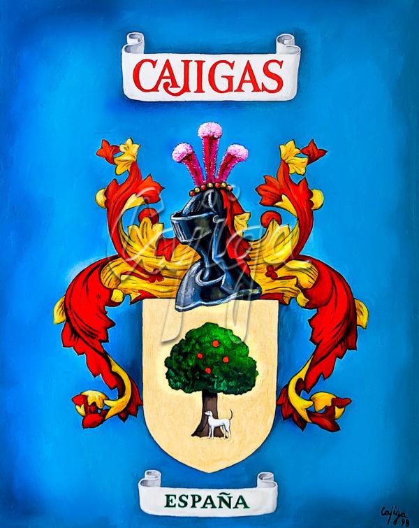 Escudo Cajiga