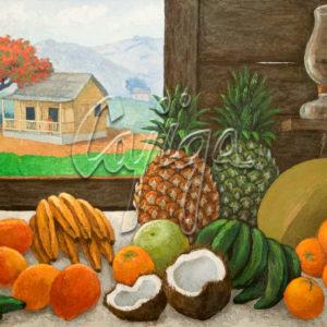 Frutas del Campo a la Mesa