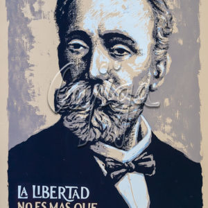 Eugenio Maria de Hostos – La Libertad