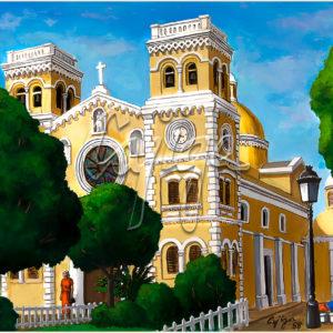 Iglesia de Guayama