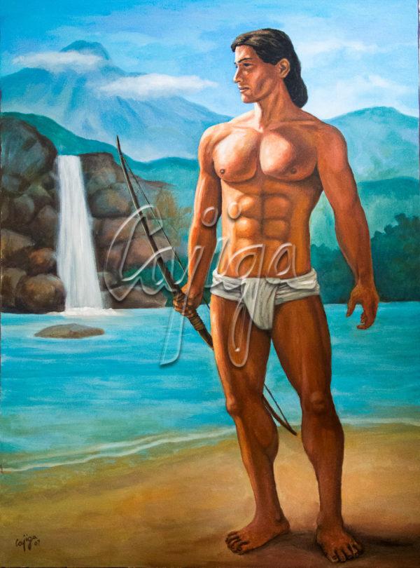 Taino Indio Puertorriqueño