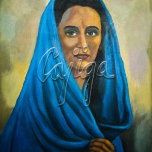 Mujer Libanesa